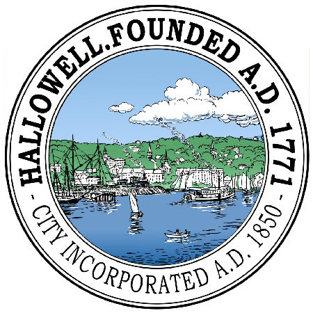 City of Hallowell Seal