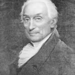 Portrait du Dr. Benjamin Vaughan
