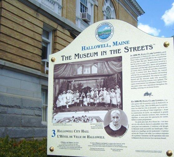 Historic Hallowell